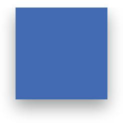 Fond Papier Colorama #91: Chromablue