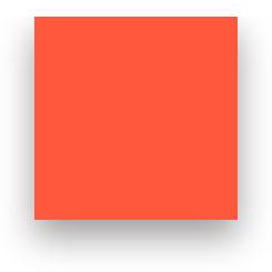 Fond Papier Colorama #95: Mandarin