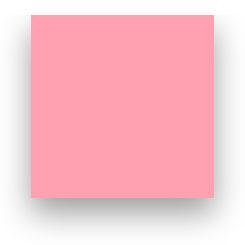 Fond Papier  Colorama #21: Carnation